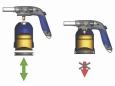 Kemper TORNADO s piezo-zapalováním