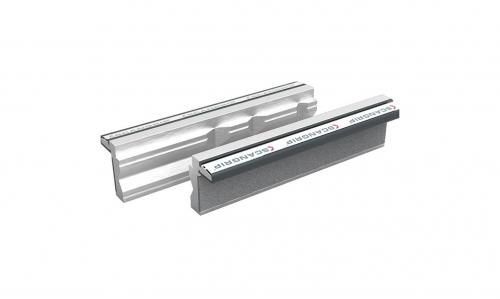 Magnetické ochranné hliníkové vložky Magnefix P-prism 180mm