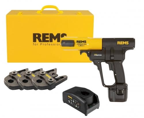 REMS Akku-Press ACC Set V 14-16-18