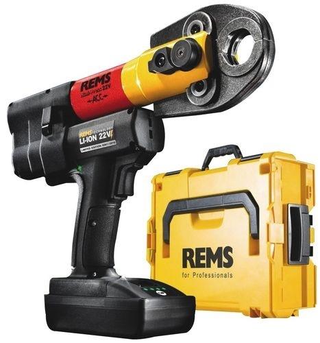 REMS Mini-Press 22 V ACC Basic-Pack, L-boxx
