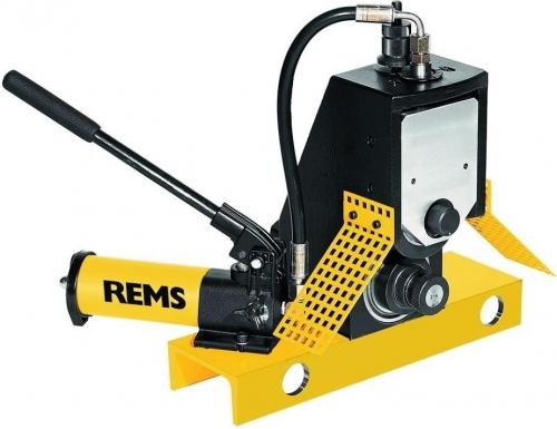 REMS Rollnut, drážkovacie zariadenie