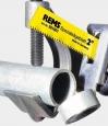 REMS - Špeciálny pilový list 2˝ (140mm)/ 2,5mm (5ks)