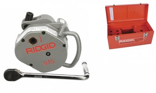RIDGID 915 (2-6˝) v kufri