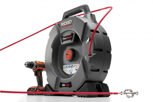 RIDGID FlexShaft K9-102, 1 1/4˝ až 2˝ (32 - 50 mm)