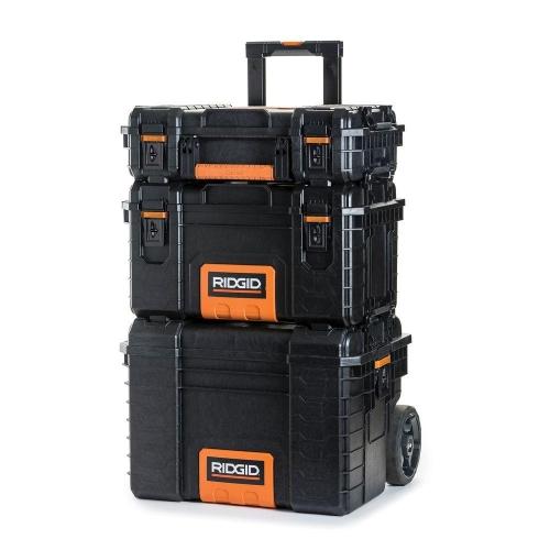 RIDGID Profesionálny úložný systém-3 boxy