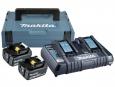 Ridgid RP 340-C+2 Aku 5Ah, Set V 15-18-22 mm