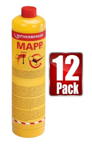 Rothenberger MAPP® (EU 7/16˝) kartón 12ks