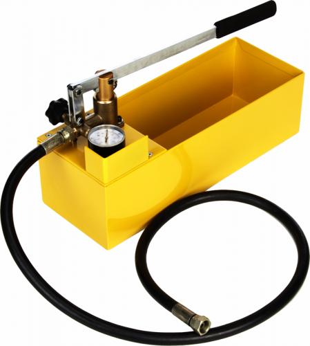 Ručná skúšobná tlaková pumpa 50 Bar